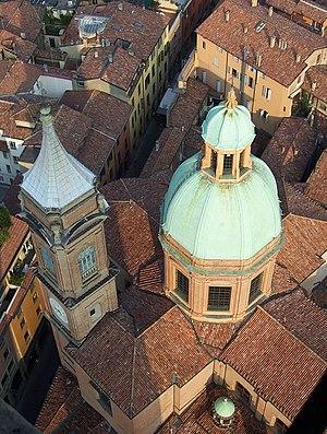 Basilica of Santi Bartolomeo e Gaetano, Bologna.