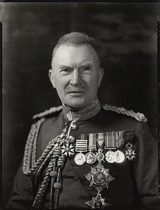 Cecil Romer - General Sir Cecil Romer