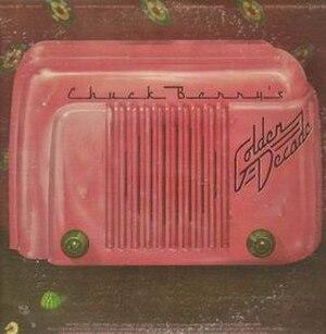 Chuck Berry's Golden Decade - Image: Chuckberrysgoldendec ade