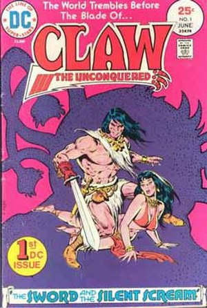 Claw the Unconquered - Image: Clawclassic