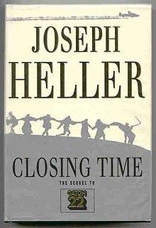 <i>Closing Time</i> (novel)