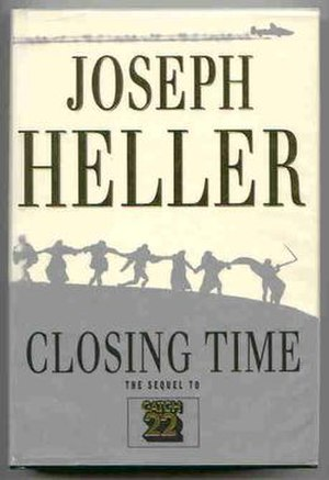Closing Time (novel) - Image: Closing Time (Joseph Heller novel)