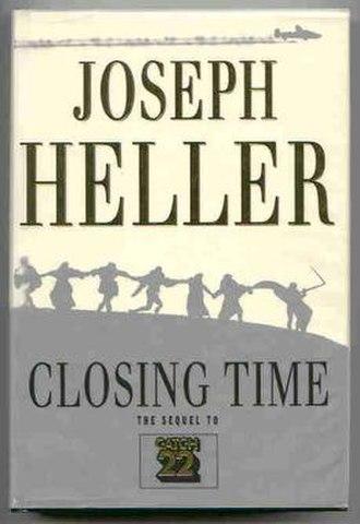 Closing Time (novel) - Image: Closing Time (Joseph Heller novel)