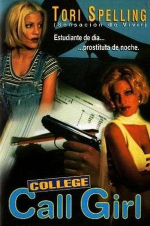 Co-ed Call Girl - Film Poster