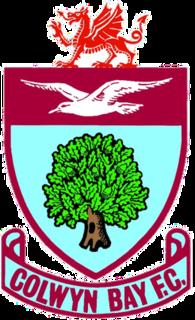 Colwyn Bay F.C. Association football club in Wales