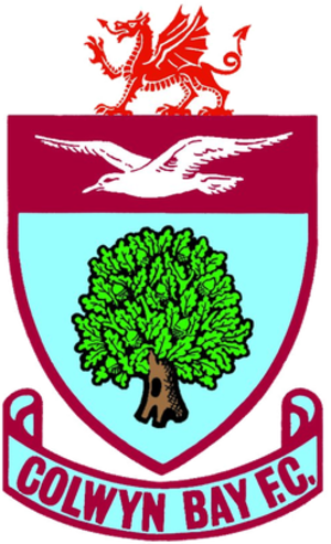 Colwyn Bay F.C. - Club logo
