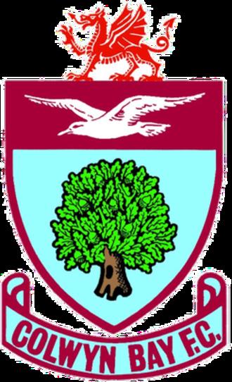 Colwyn Bay F.C. - Club logo