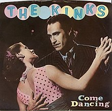 The Kinks — Come Dancing (studio acapella)