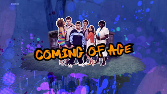 Coming of Age (2008 TV series) - Title card (2010)