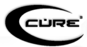 Red Mobile - The original CURE corporate logo