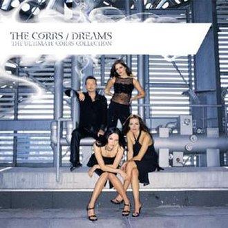 Dreams: The Ultimate Corrs Collection - Image: Corrs Dreams Collection Cover