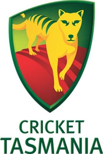 Cricket Tasmania - Image: Cricket Tasmania logo