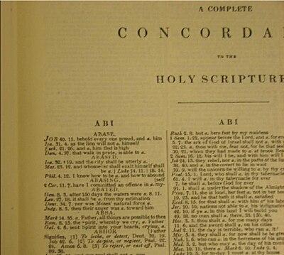 Cruden's Concordance - Wikipedia