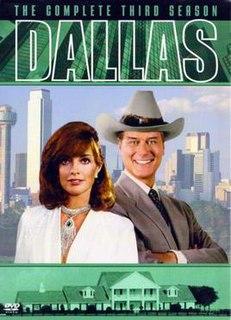 <i>Dallas</i> (1978 TV series, season 3)