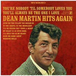 Dean Martin Hits Again - Image: Dean Martin Again