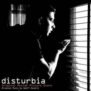 Disturbia: Original Motion Picture Score - Image: Disturbia Score