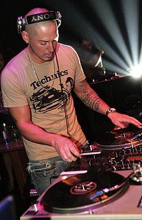 DJ Rectangle American DJ