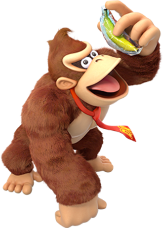 Donkey Kong (character) - Donkey Kong's appearance in Donkey Kong Country: Tropical Freeze