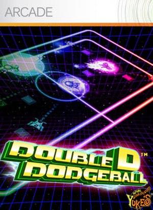 Double D Dodgeball - Image: Doubleddodgeballcove r