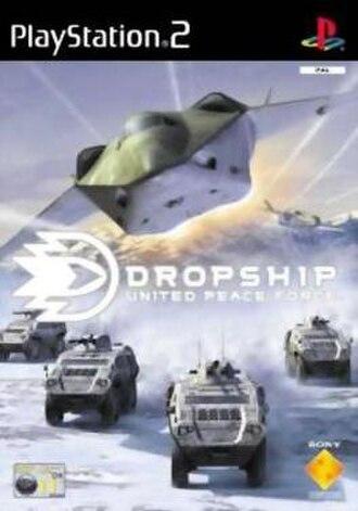 Dropship: United Peace Force - Image: Dropship