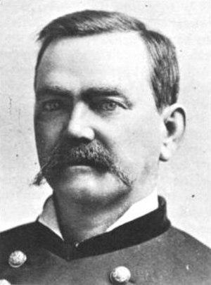 7th Iowa Volunteer Infantry Regiment - Elliott Warren Rice