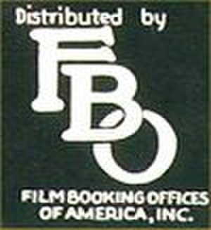 Film Booking Offices of America - FBO distribution logo from 1926