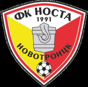 FC Nosta Novotroitsk - Image: FC Nosta Novotroitsk