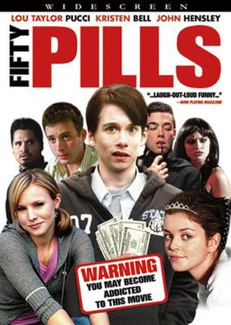 Fifty Pills - DVD cover