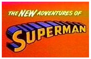 The New Adventures of Superman (TV series) - Title card from The New Adventures of Superman