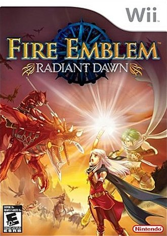 Fire Emblem: Radiant Dawn - Image: Fire Emblem Radiant Dawn Box Art