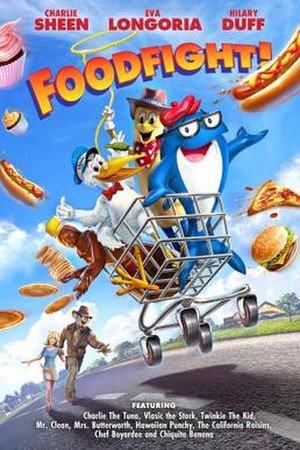 Foodfight! - DVD cover
