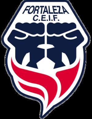 Fortaleza C.E.I.F. - Image: Fortaleza CEIF logo