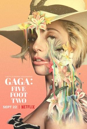 Gaga: Five Foot Two - Image: Gaga Five Foot Two