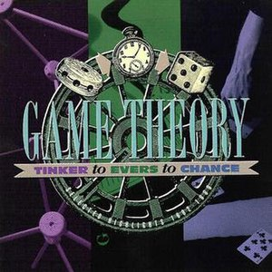 Tinker to Evers to Chance (album) - Image: Game Theory Tinker to Evers to Chance album cover art