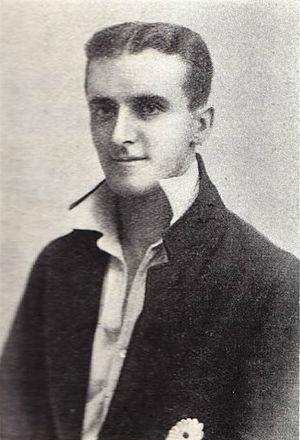 George Macaulay - George Macaulay in 1921