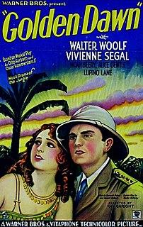 <i>Golden Dawn</i> (film) 1930 film