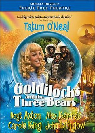 Goldilocks and the Three Bears (Faerie Tale Theatre) - Image: Goldilocks Faerie Tale Theatre