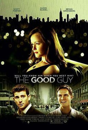 The Good Guy (film) - Theatrical release poster