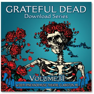 Grateful Dead Download Series Volume 11 - Image: Grateful Dead Grateful Dead Download Series Volume 11