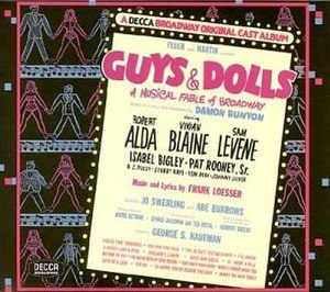 Guys and Dolls - Original Cast Recording