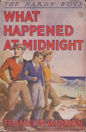What Happened at Midnight - Original edition