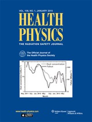 Health Physics (journal) - Image: Health Physics