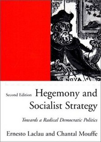 Hegemony and Socialist Strategy - Cover to the 2nd Edition