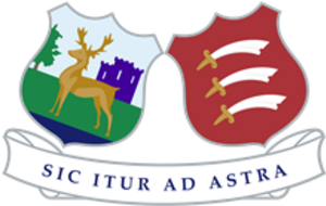 The Hertfordshire and Essex High School - Image: Herts+Essex logo resize
