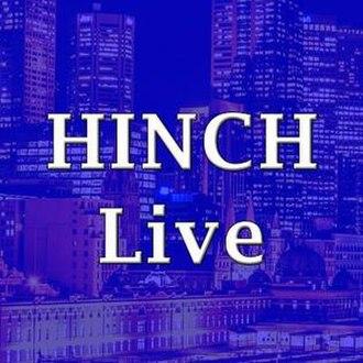 Hinch Live - Hinch Live logo