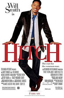 <i>Hitch</i> (film) 2005 romantic comedy movie directed by Andy Tennant