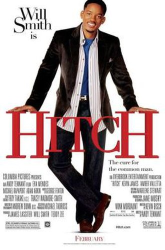 Hitch (film) - Theatrical release poster