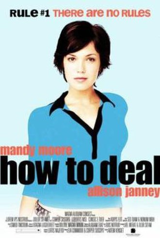 How to Deal - Theatrical release poster