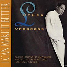 single by luther vandross - Luther Vandross Christmas