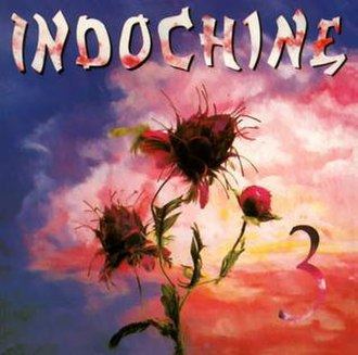 3 (Indochine album) - Image: Indochine 3 front